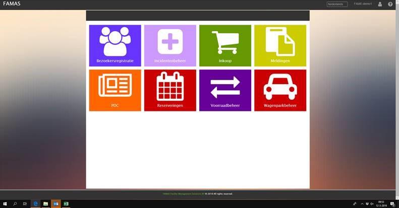 FMIS-FAME Portal